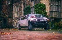 voiture de mariage luxe