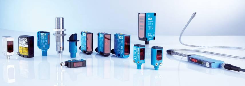 capteurs photoelectriques laser